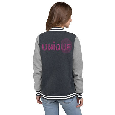College Jacket da donna | FingerUnique