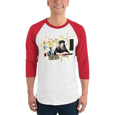 T-Shirt con maniche a 3/4 | ForeverGenius