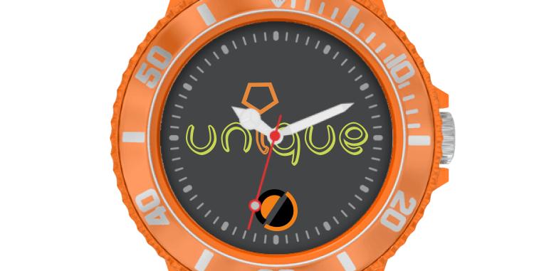 Orologio in Silicone | Unique