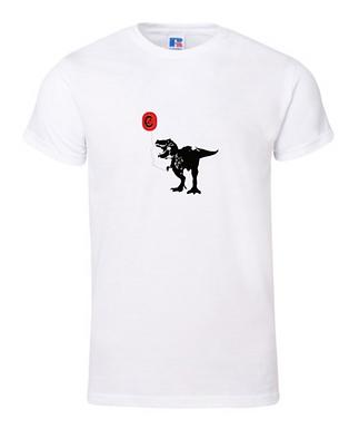 T-shirt TyrexEppY 100%Cotone