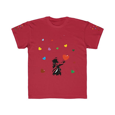 Kids T-Shirt | RainingLove