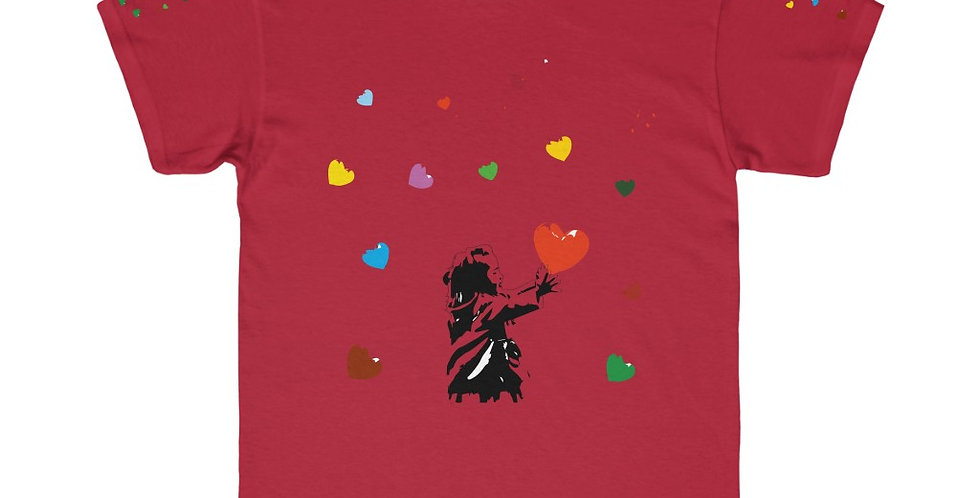 Kids T-Shirt | RainingLove