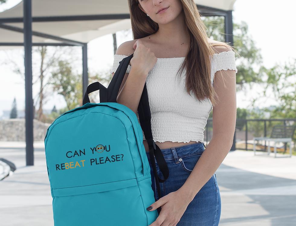 Backpack Blue | reBeat