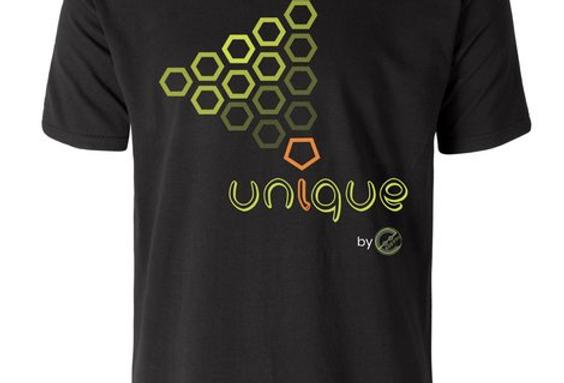 T-shirt Unique 100%Cotone