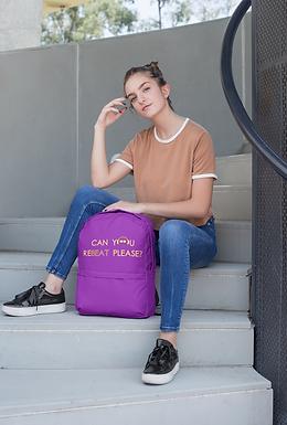 Backpack Violet | reBeat