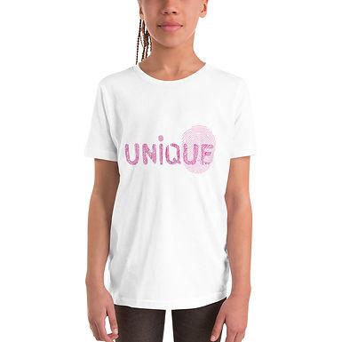 T-Shirt Young Girl   FingerUnique