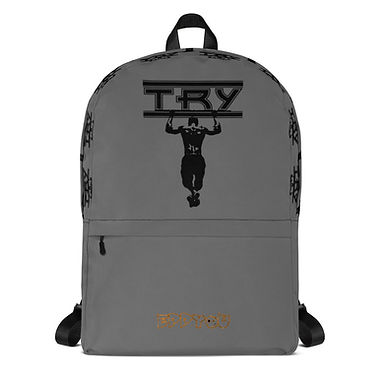 Backpack Try