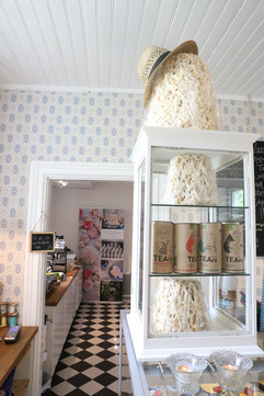 Fricks spettkaksbageri (Frick's spettkaks bakery) Photo: Anna Larsson