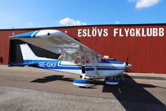 Eslövs flygklubb. Photo: Anna Larsson.