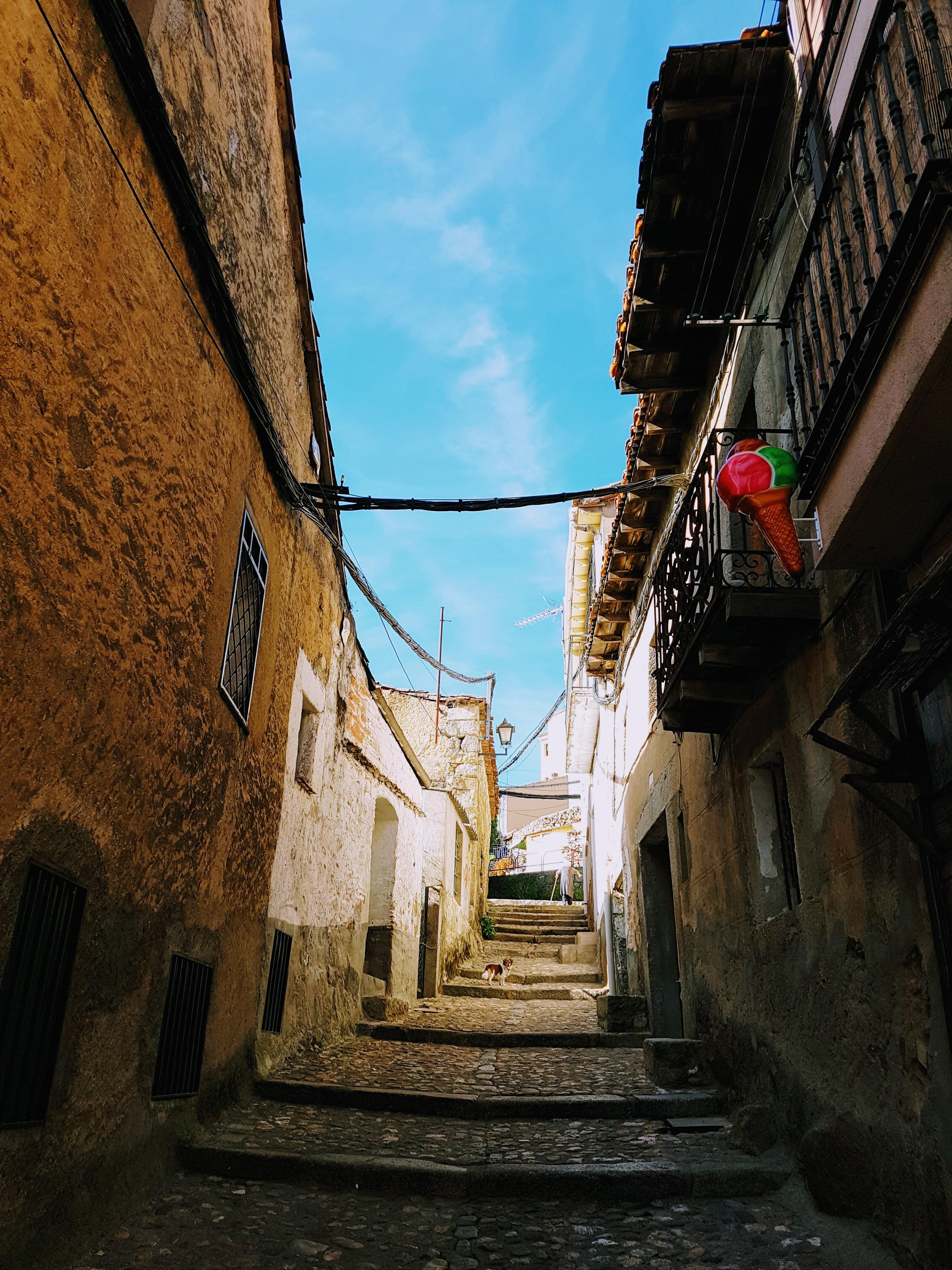 Calle de las Escalerillas