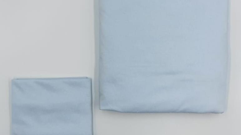 Jogo de lençol para berço americano com elástico - Linha Tradicional - Babyleo
