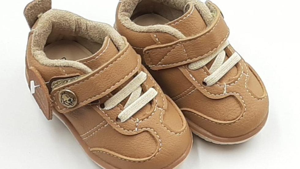 Sapato cravinho casual TAUPE CARVALHO KLIN 16