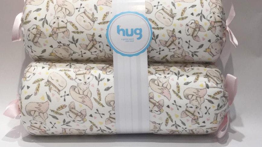 Rolinho segura bebê floresta encantada Hug