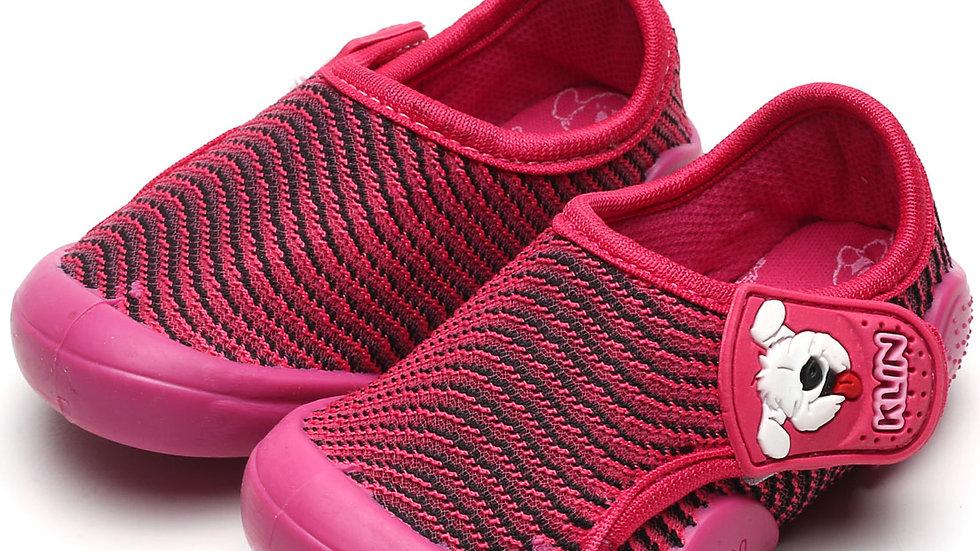 Sapato New Confort ten pink 20 Klin