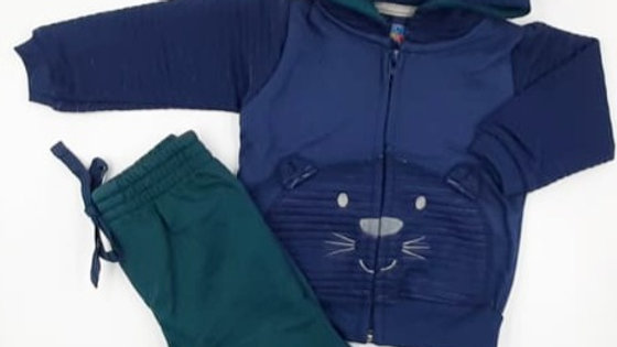 Conjunto jaqueta/calça M Kiko