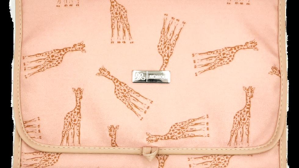 Trocador portátil 250 girafa Momole