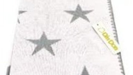 Manta jacquard estrela Din Don