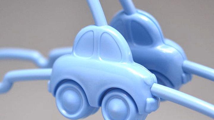 Cabide azul bebê Adoleta