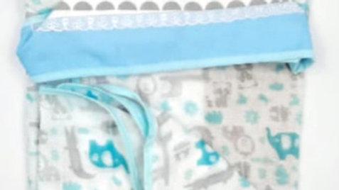 Toalha de fralda com capuz Fisher-Price