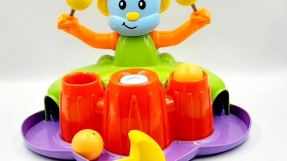 Bate Bate brinquedo educativo Tateti 12m+ Calesita