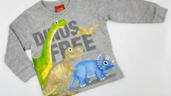 Camiseta masculina mescla 01 Kyly