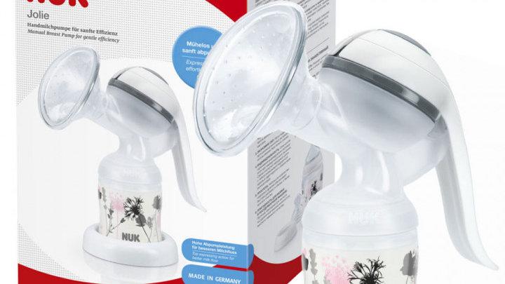 Bomba manual tira leite Jolie Nuk