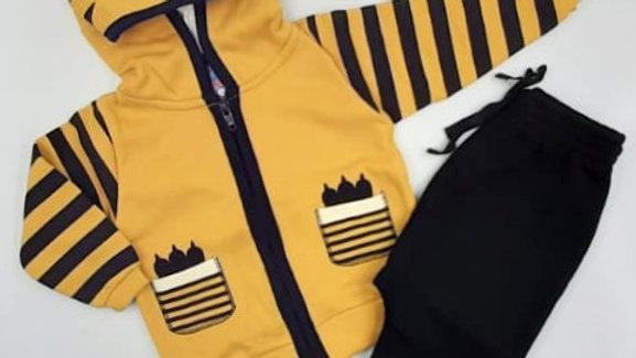 Conjunto jaqueta/calça P Kiko