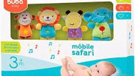Mobile safari musical de corda 3m+ Buba