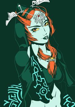 Midna, Twilight Princess