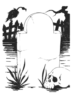 Buzzard Creek Tombstone