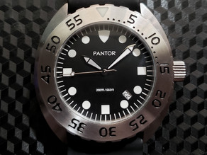 Personable & Promising. The Pantor Nautilus.