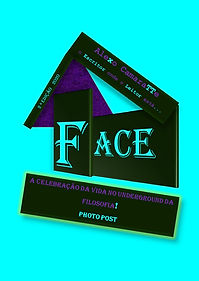 capa FACE photo post amazon kindle e clu