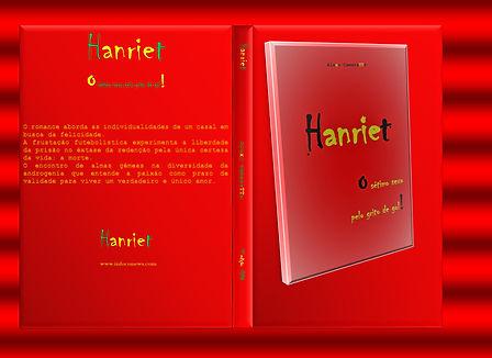 capa Hanriet impresso ed 1 amazon #premi
