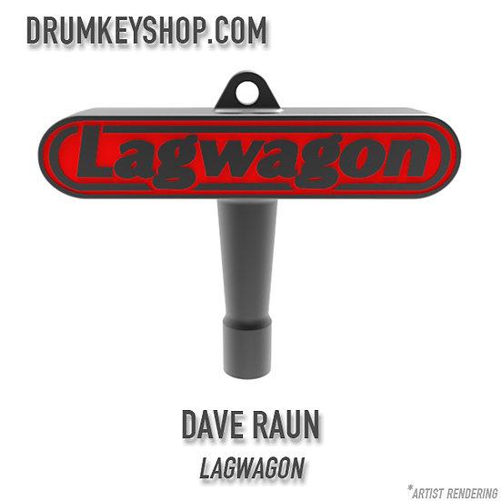 Dave Raun from Lagwagon Signature Drum Key