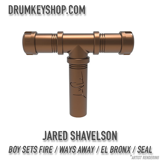 Jared Shavelson Signature Drum Key