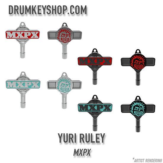 Yuri Ruley from MXPX Signature Drum Key