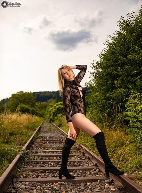 Verlassene Gleise