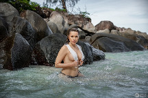 Seychellen - Beach