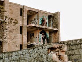 verlassene Siedlung auf Malta