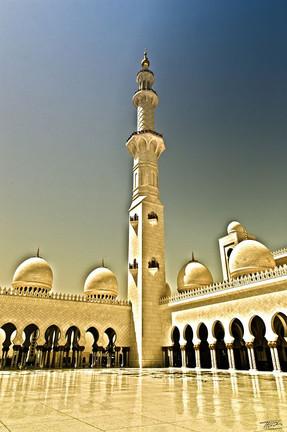 Städtereise Abu Dabi 2014
