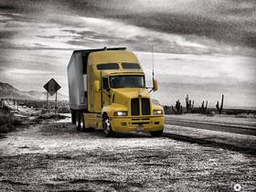 Truck in México