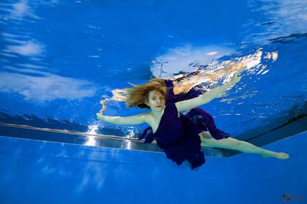 Unterwasser Shooting