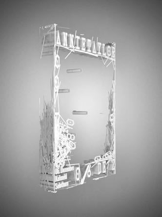 Annie Taylor Poster 3D