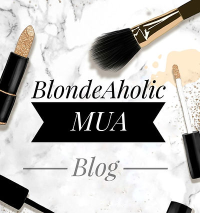 BlondeAholic MUA Blog