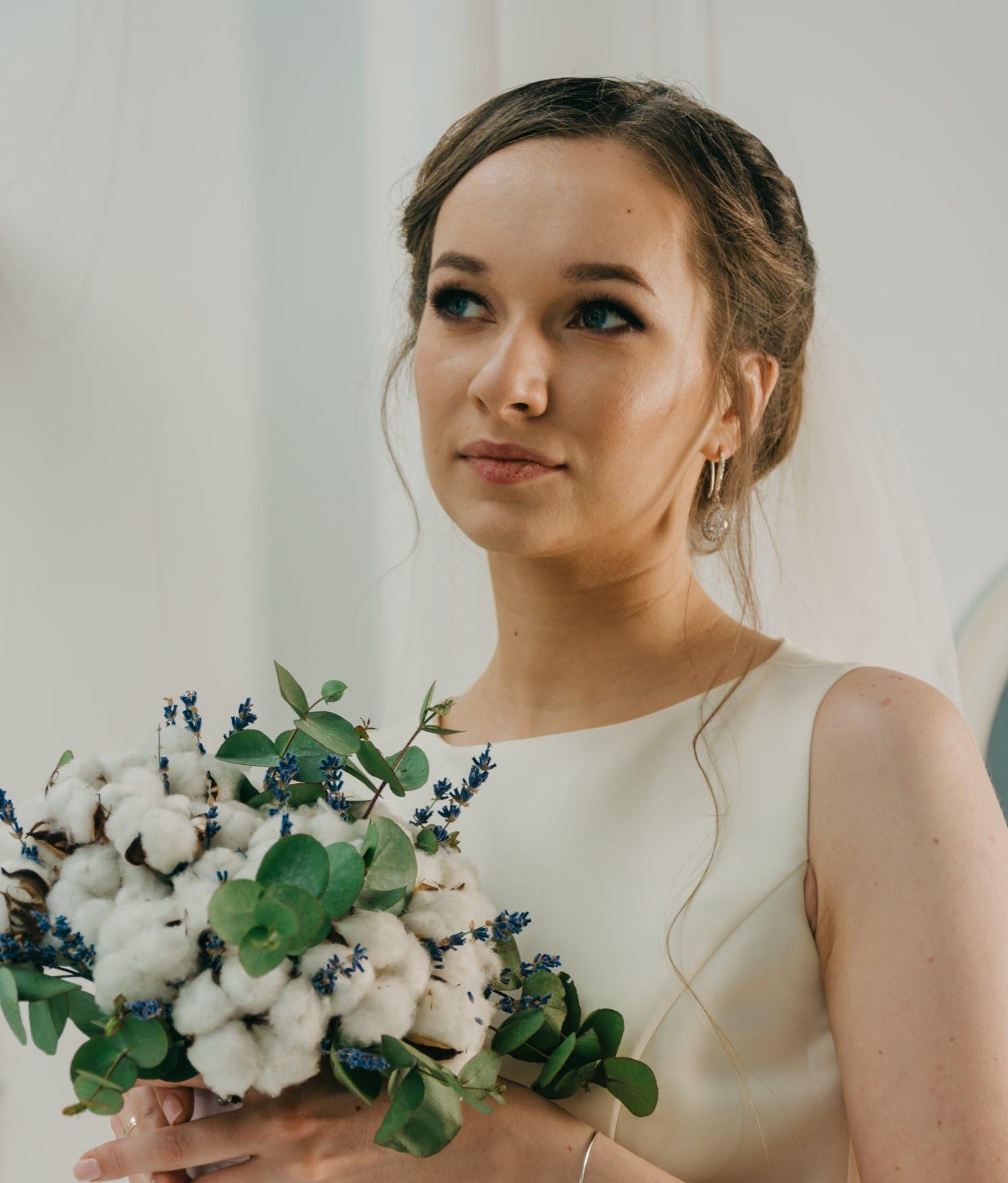 Bridal Makeup - Wedding Day