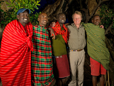 Basecamp Explorer makes a difference with responsible tourism in Africa