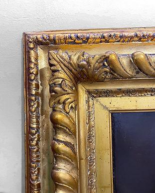 Conservation & Restoration Gilded Frame