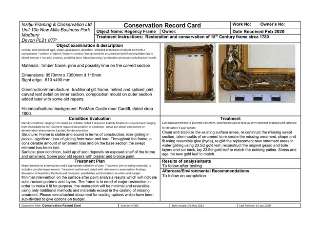 IFA%26C%20Conservation%20Record%20card%2