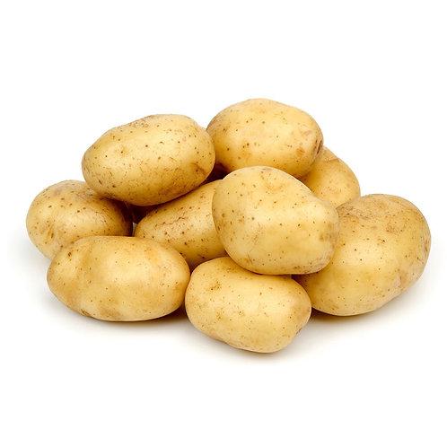 Pomme de terre  nouvelle (au kilogramme)