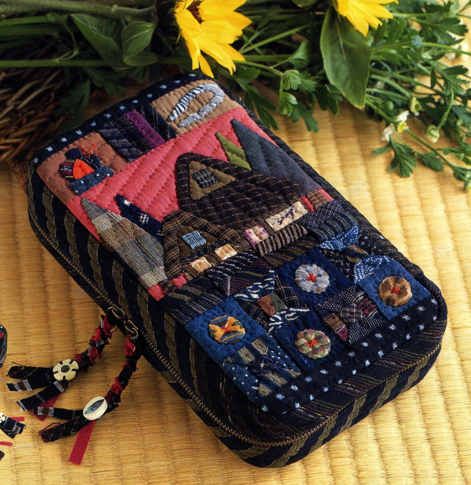 Sewing Case ソーイングボックス